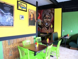Jamaican Grill now open. Photo by Lori Midson